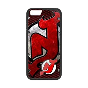 New Gift New Jersey Devils Durable Case for Iphone 6 4.7 Snap On