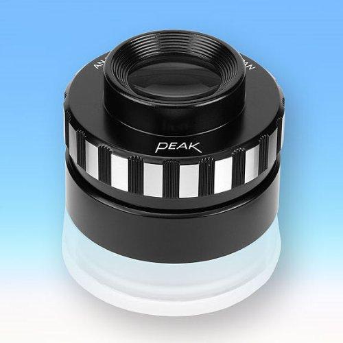 Peak 4x Focusing Anastigmatic Magnifier Loupe by Peak