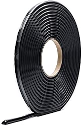 15 ShoreA EPDM 10 Meter Moosgummi Rundschnur Ø 9mm schwarz ca