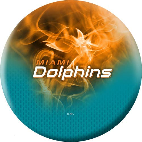 NFL-Miami-Dolphins-On-Fire-Undrilled-Bowling-Ball
