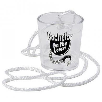 Bachelor On The Loose Shot Glass (Package Of 4) by Georges Fun Factory