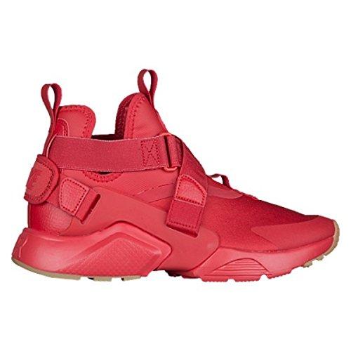 災難入浴飢え(ナイキ) Nike レディース ランニング?ウォーキング シューズ?靴 Air Huarache City [並行輸入品]