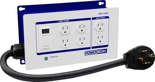 PowerBox 702930 DPC-7500-120 Volt -4P Lighting Controller