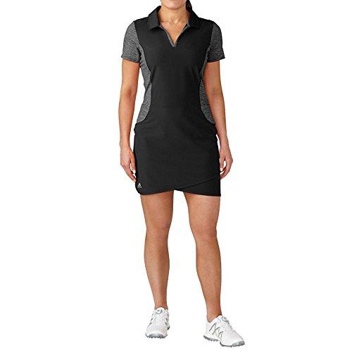 adidas Golf Women's Rangewear Dress, Black, Small