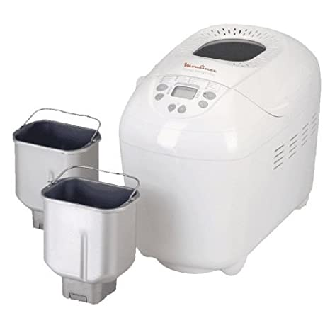Moulinex ow500600 Panificadora BREADMAKER Duo: Amazon.es: Hogar