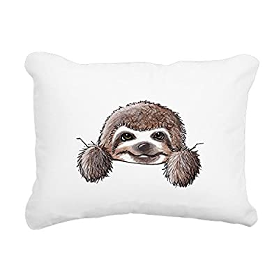 Cafepress-Kiniart Pocket Sloth - Brown