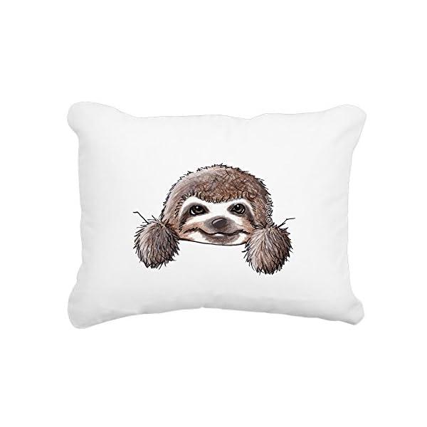 Cafepress-Kiniart Pocket Sloth -
