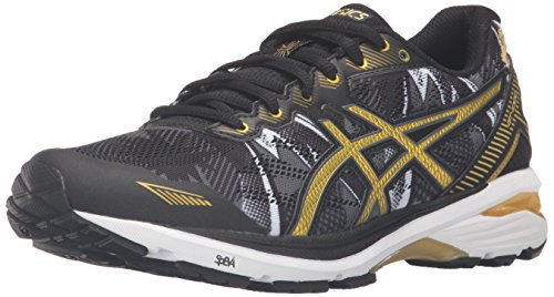 Rich Ribbon ASICS Womens GT Gr Gold Gold 5 Shoe 1000 Running Black HAgPqw8H