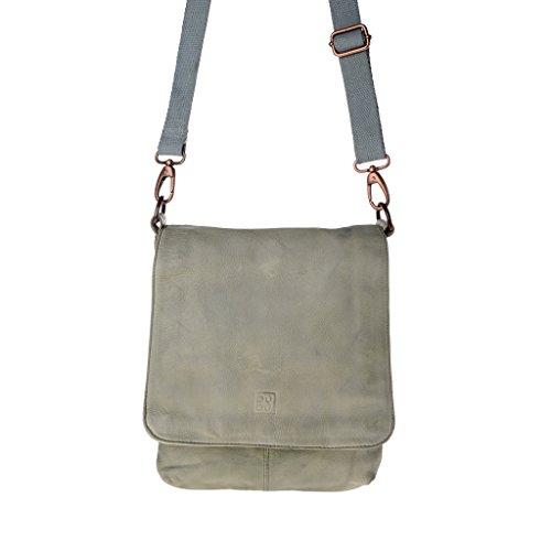 Dudu - Sac porté épaule - 580-1157 Timeless - Bag - Gris - Homme