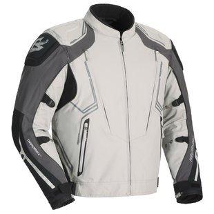 Fieldsheer Adventure Pant - Fieldsheer Sugo Tour Black Silver Jacket size X-Large