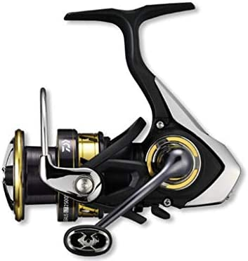 Daiwa LGLT3000D-C Machined Aluminum 6.2:1 Leagalis LT 5BB Spinning Fishing Reel