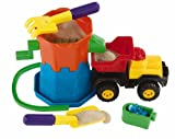 Complete Sandbox & Beach Toy Play Set: Includes Toys, Bucket, Shovel and more!