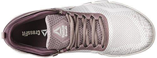 Reebok Women's R Crossfit Grace TR Sneaker, Smoky Orchid/Chalk/Washed, 6.5 M US by Reebok (Image #8)