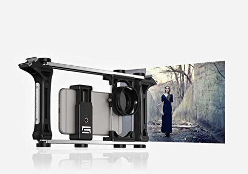 DREAMGRIP EVOLUTION PRO Universal transformer rig for smartphones, action cameras, DSLR cameras. The basic set. Smartphone Camera Kit for Videographers