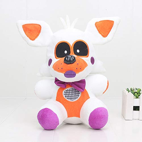 Grocoto Movies & TV - 25cm Five Nights at Freddy's Sister Location Funtime Freddy Collectible Plush Doll Toy FNAF plushies 1 PCs from Grocoto