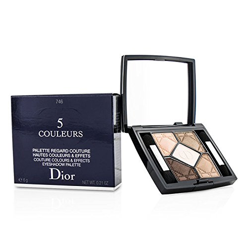 Dior 'Tie Dye - 5 Couleurs Couture' Eyeshadow Palette 746 Am