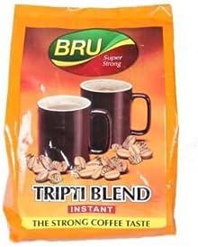 Bru Tripti Blend Instant Coffee, 1kg- Pack of 2