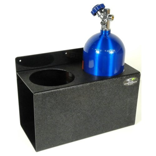 Clear One TC149 Floor Mount Bottle Rack for 10 lb. Nitrous - Nitrous 10