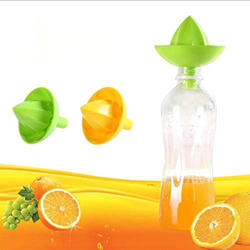 EmNarsissus Exprimidor de Frutas Exprimidor Manual de Mano de Naranja Herramientas de Cocina Exprimidor de limón Exprimidor de Naranja Jugo de Fruta PressingGreen