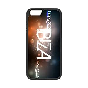 ibiza clubbing in the worlds party capital iPhone 6 6s Plus 5.5 Inch Cell Phone Case Black 91INA91416339