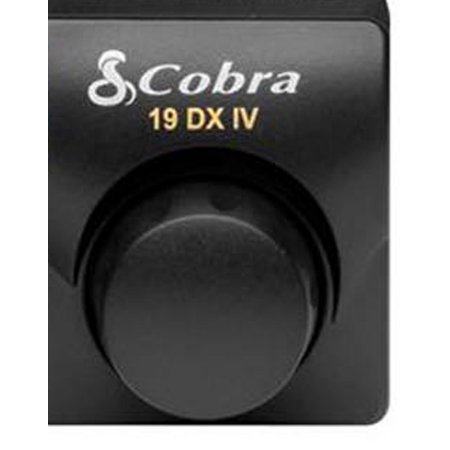 19 DX IV - CB Radio - LCD Display - 40 channels by Cobra by Cobra (Image #4)
