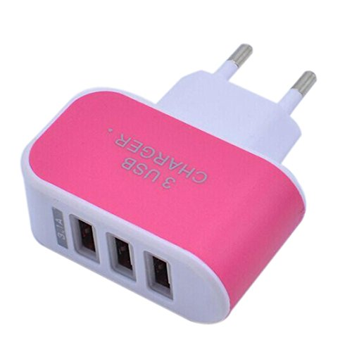 3Port Charger Triple Travel Adapter