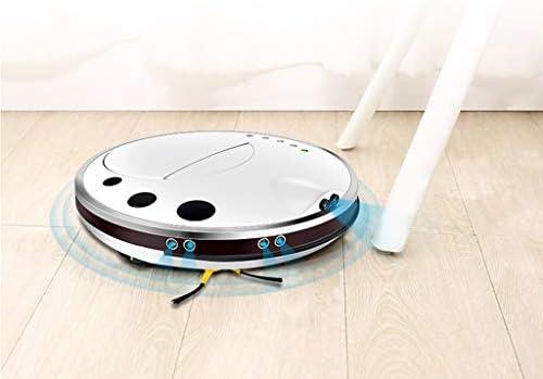 FAPROL Aspirateur Robot Balayeuse De Sol Multifonctionnelle Anti-Chute À Induction Intelligente, Collecte des Poils d\'animaux
