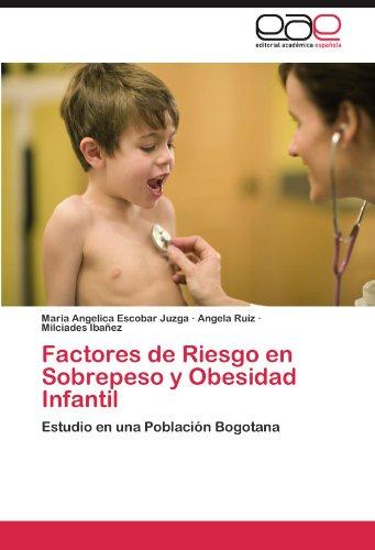 el sobrepeso infantil pdf