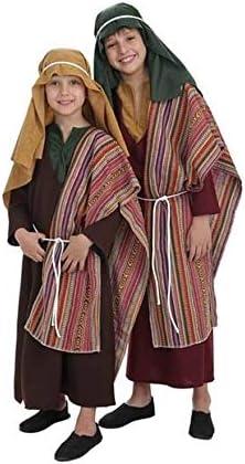 LLOPIS - Disfraz Infantil Hebreo Manto t-4