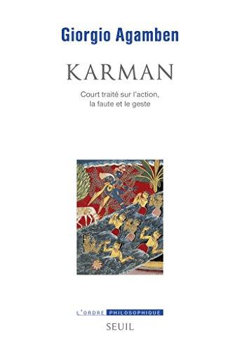 karman court traite sur laction la faute et le geste ordre philos