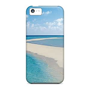 Awesome NRO726zJUn DeannaTodd Defender Hard Cases Covers For Iphone 5c- Maldives Beach