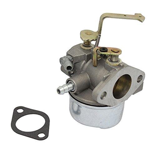 Replacement Carburetor for Tecumseh Generator 10hp & Snowblower 135 Cfm Free Air