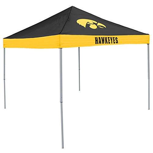 - NCAA Iowa Hawkeyes Economy Tailgate Tent