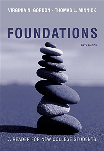Foundations: A Reader for New College Students
