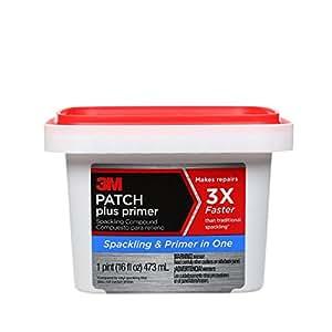 3M Patch Plus Primer Lightweight Spackling, 16 fl. oz.