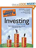 img - for The Complete Idiot's Guide to Investing: Third Edition book / textbook / text book