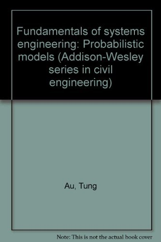 Fundamentals of Systems Engineering; Probabilistic Models