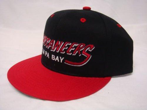 NEW Tampa Bay Buccaneers NFL Two Tone Vintage Snapback Flatbill Cap / Hat ()