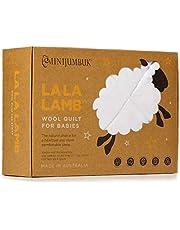 MiniJumbuk LA LA Lamb Wool Quilt LA LA Lamb Wool Quilt