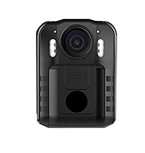 CEESC Body Worn Camera WN9 with Night Vision for Police Law Enforcement, 1080P 2 Inch LCD Screen Sports Action Camera with 120 Degree Wide Angle