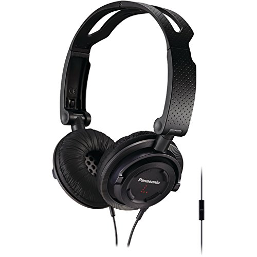 Panasonic Headphones Controller RP DJS150M K Integrated