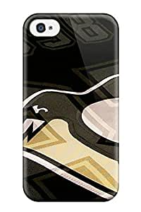 Perfect Pittsburgh Penguins (55) Case Cover Skin For Iphone 4/4s Phone Case