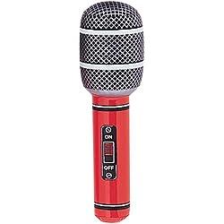Unique Inflatable Microphone