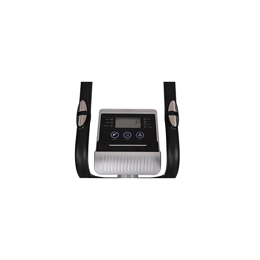 Sunny Health & Fitness SF E3607 Standard Elliptical Trainer