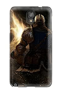 Top Quality Case Cover For Galaxy Note 3 Case With Nice Dark Souls Appearance