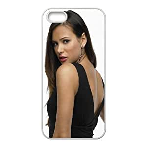 Celebrities Alina Vacariu iPhone 5 5s Cell Phone Case White phone component RT_173603
