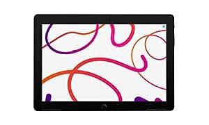 BQ Aquaris M10 - Tablet de 10.1 Pulgadas HD (WiFi, MediaTek Quad Core MT8163B hasta 1.3 GHz, 2 GB de RAM, 16 GB de Memoria Interna, Android 5.1 Lollipop), Color Negro