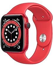 AppleWatch Series6 GPS+Cellular, Koperta 44mm, Aluminium, (PRODUCT) RED, Pasek Sportowy, (PRODUCT) RED – Standardowy