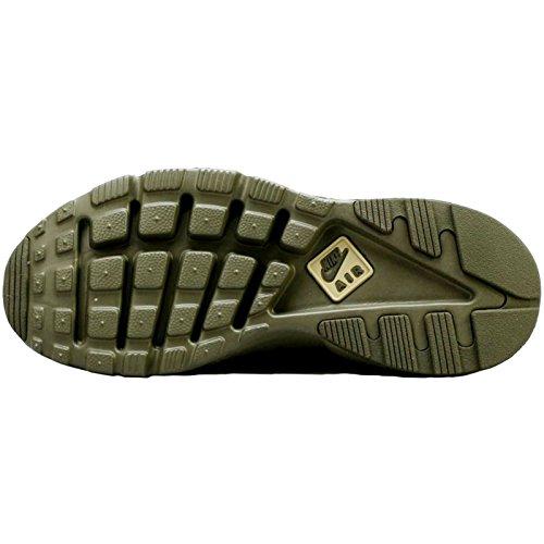 Courir 5 Nike Kaki Air En S'espadrille Hommes Huarache Cuir Ultra 42 PxTaF6