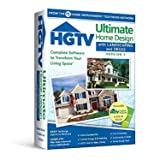 HGTV Ultimate Home Design with Landscaping and Decks Cd-Rom